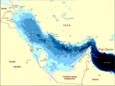 Jask limanında İranın ikinci neft terminalı yaradılacaq