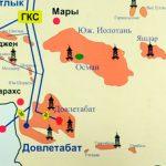 Туркменистан обустраивает крупнейшее газовое месторождение