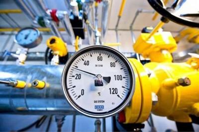 добычу-газа