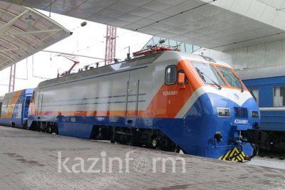 В ближайшее время будет запущено скоростное ж/д сообщение Алматы-Ташкент