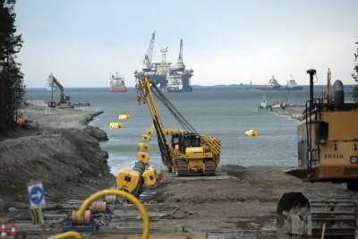 Москва выступила против строительства газопровода через Каспий