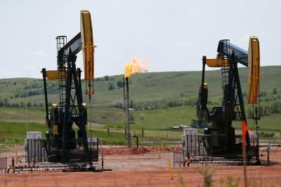 Рост нефтедобычи в США в 2014 году стал рекордным, начиная с 1900г
