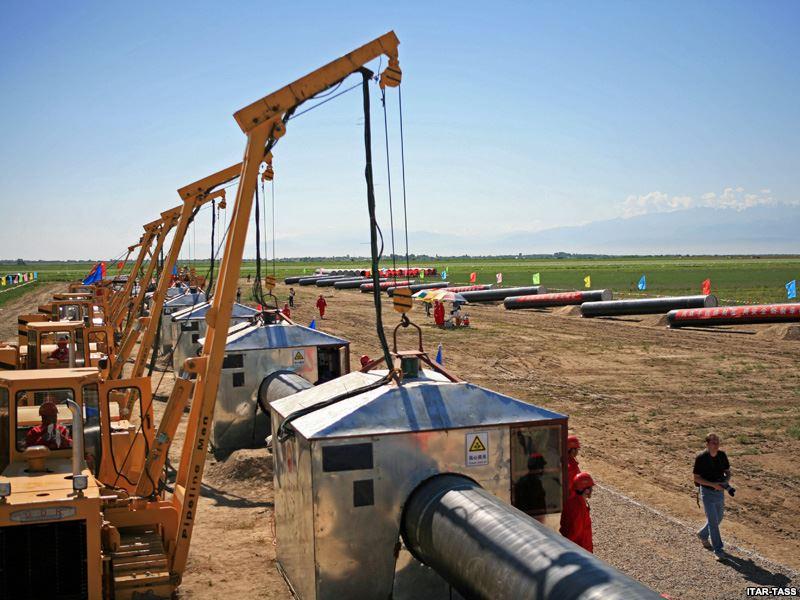 Утверждены сроки начала строительства узбекского участка газопровода в Китай