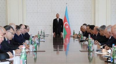 İlham Əliyev AÇG-2 ilə bağlı fikirlərini açıqladı