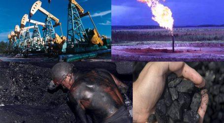 Россия потеряла $ 16 млрд на экспорте нефти, газа и угля