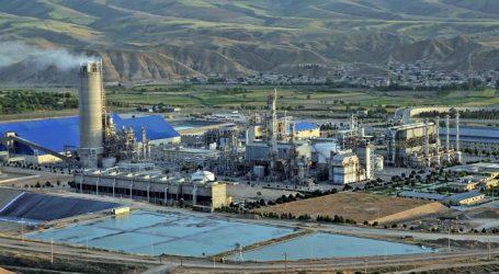 В Иране добыча нефтехимии выросла на 8% в первом полугодии