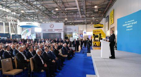 Əliyev: Neft-qaz sektoru Azərbaycan üçün prioritet olaraq qalacaq