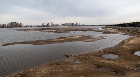 Обмелевшая Волга грозит убить проекты ЛУКОЙЛа в Каспийском море