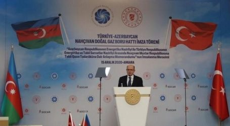 Turkey-Azerbaijan Gas Pipeline with Capacity of 500 Mcmto Be Built