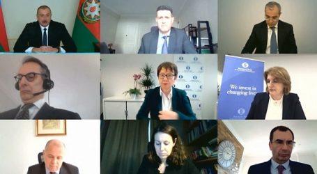 EBRD Azərbaycanla enerji sahəsində əməkdaşlığı yüksək qiymətləndirib