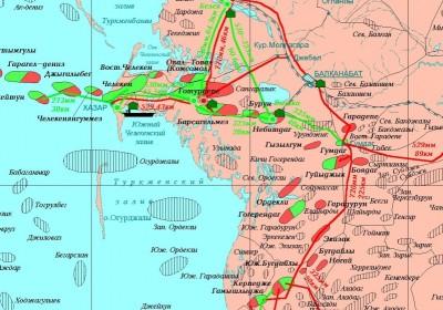 Xarici şirkətlər Türkmənistanda neft hasilatını artırıblar