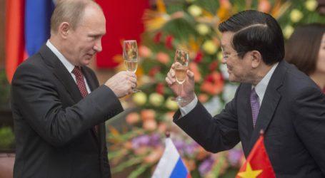 Путин и президент Вьетнама обсудили энергетику, в том числе проекты в сфере мирного атома