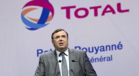 Глава Total: мировой спрос на нефть начнет снижаться с 2030г