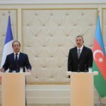 French President: France among biggest partners of Azerbaijan especially in the energy field