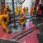 Цена нефти Brent вплотную приблизилась к $60 за баррель
