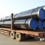 Company to transport pipes for the gas pipeline in Turkey determined