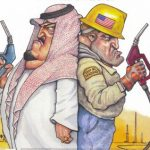 Why oil prices slide down?
