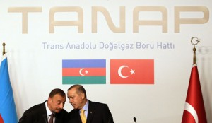 Trans-Anatolian Natural Gas Pipeline Project
