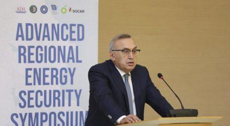 Беглярбеков: мы осуществляли поставку российского газа через свою территорию в Армению