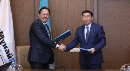 «КазМунайГаз» и «Шелл» договорились о сотрудничестве в сфере улавливания, утилизации и хранения углерода