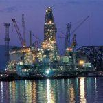 Добыча нефти с блока АЧГ в I квартале велась со 118 скважин