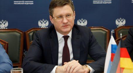 Новак обсудил нефтяную сделку с саудовским министром энергетики