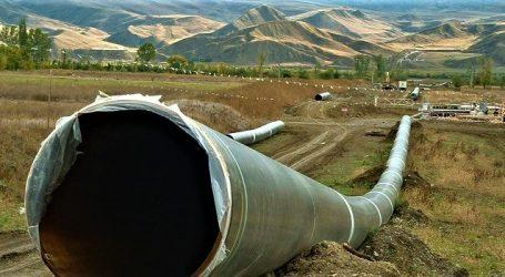 Yanvar-iyul aylarında BTC ilə neft nəqli 1,1% azalıb