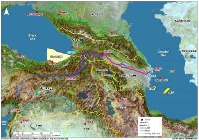 С изменением курса доллара стоимость транзита азербайджанской нефти через РФ снизилась в два раза