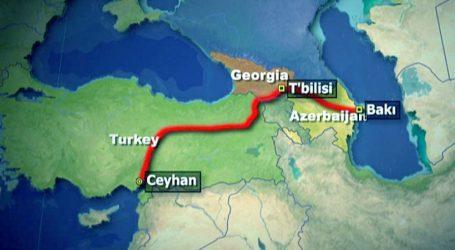 2019-cu ildə Gürüstandan keçməklə BTC ilə neft tranziti 236 mln barrel təşkil edib