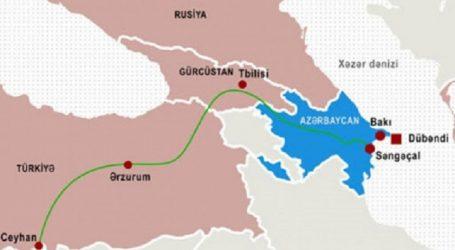 Bakı-Tbilisi-Ərzurum kəməri ilə 2 mlrd kubmetr təbii qaz göndərilib