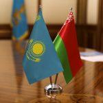 Белоруссия рассчитывает на беспошлинные поставки нефти из Казахстана