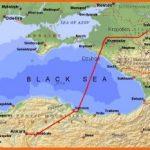 """Поставки по """"Голубому потоку"""" в Турцию в 2013 году сократились на 7%"""