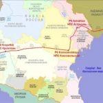 КТК в январе-июле нарастил прокачку нефти до 25,02 млн тонн