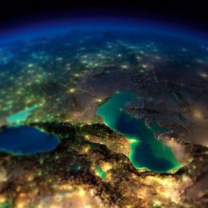 Caspian 3D