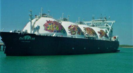 Китайские танкеры обеспечат перевозки российского газа
