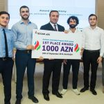 SOCAR AQS Summer Internship Program 2018 has been successfully completed