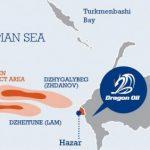 Dragon Oil Azərbaycan vasitəsilə 5.9 milyon barel türkmən nefti nəql edib