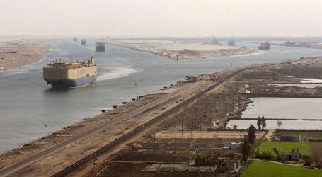 Misir prezidenti Süveyş kanalında hərəkətin bərpasını açıqladı