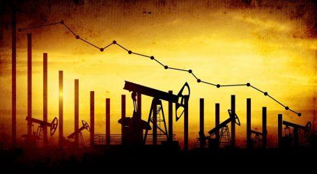 Нефть дешевеет на опасениях по поводу коронавируса и росте запасов в США