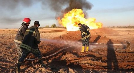 Syria Faces Blackout After Terrorists Attack Gas Pipeline
