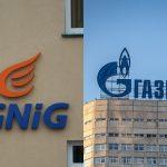 PGNiG заявила о невыполнении Газпромом решения суда