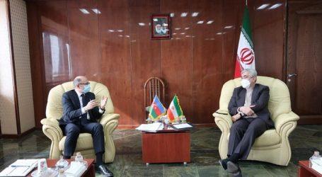 Azərbaycan İranla yeni su elektrik stansiyalarının inşasını müzakirə edib