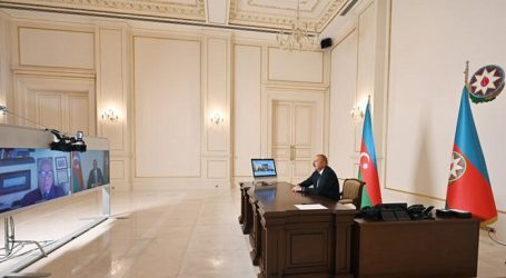 """Ilham Aliyev: """"Now we must focus on the future because we have discovered new gas fields"""""""