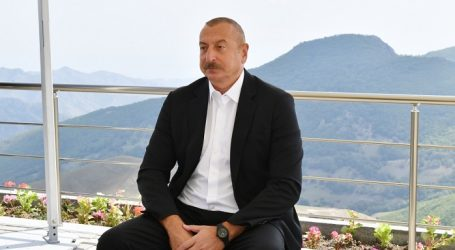 President: Azerbaijan's economy came out of recession