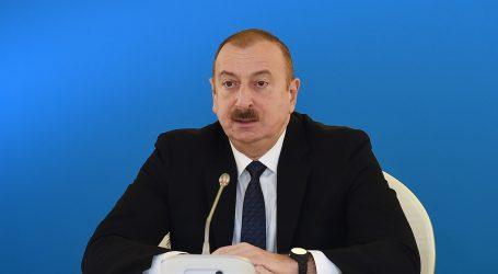 Prezident Əliyev CQD Məşvərət Şurası çərçivəsində nazirlərin VI toplantısında iştirak edir