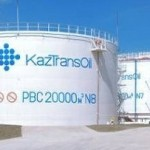 In 2013 KazTransOil increased oil transportation by 1% up to 53.9 million tons