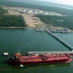 Терминал Кулеви увеличил перевалку нефти и нефтепродуктов на 20%