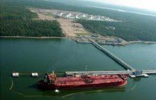 Kulevi terminalı indiyədək 2200-dən çox tanker qəbul edib və yola salıb