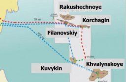Роснефть выступила против передачи Дагестану побережья Каспия