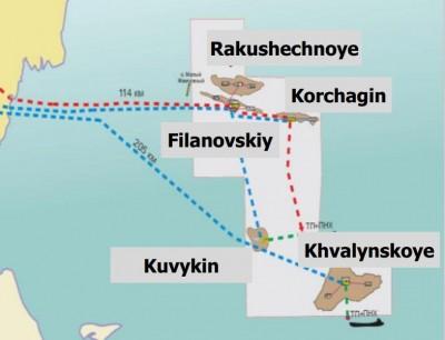 LUKoil Xəzərdə  ildə 7 milyon ton neft hasil etməyi planlaşdırır